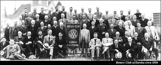 rotary founders