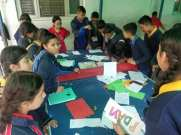 inter house polio chart decoration interact club of l.r.i school 7