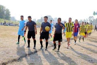 friendly football match depot 7