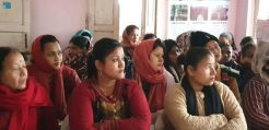 basic sewing training course phase 2 rc biratnagar downtown 1
