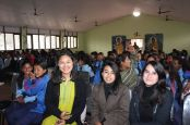 sanitary pad distribution rc dhulikhel nepal 9
