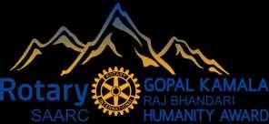applications open for rotary saarc gopal kamala rajbhandari humanity award 5