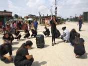 street drama by rotaract club of bhadrapur 6