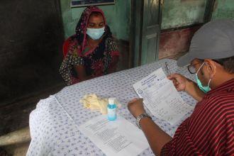 Rotaract club of KUMS conducted free health camp (4)