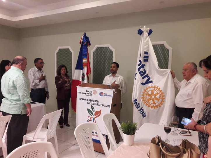 Rotary Santo Domingo Bella Vista 2018