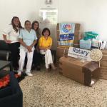 Donación casa Hogar Ángeles Felices