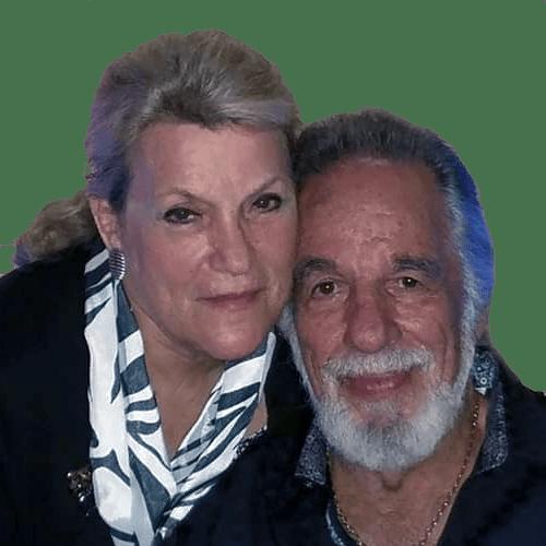 Sue & Yaacov Heller