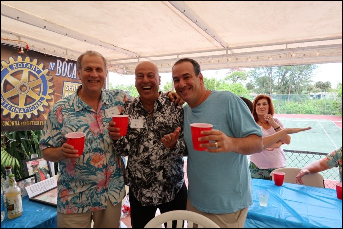 Sonny Tannenbaum, David Dweck, Jeff Tromberg