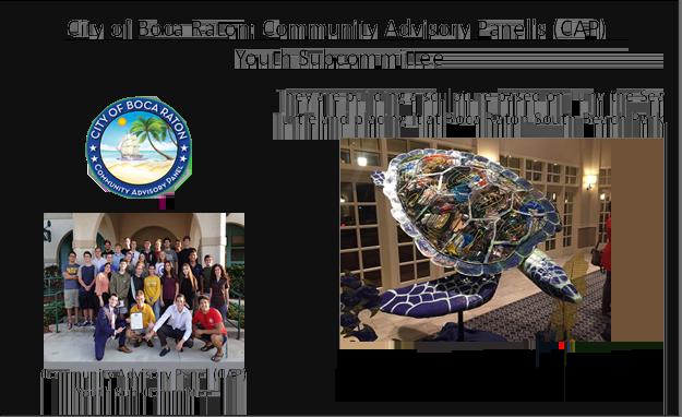 City of Boca Raton Youth Program Focuses on Environmental Awareness Project 2
