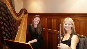 Meredith McCrindle and Milla Crann