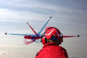 Scottish Airshow 2015 Red Arrows