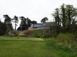 Bellisle clubhouse