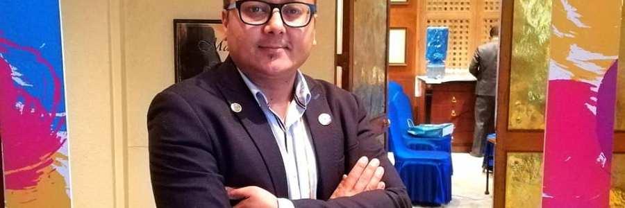 Rotary E-Club of District 3292, Nepal President 2019-20
