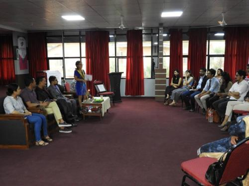 Chartered Day and Club Installation of Rotaract Club of Kathmandu Metropolis