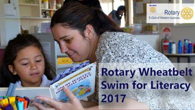 teacher and student reading together. we're offering an incentive scheme to all students to support the Swim.