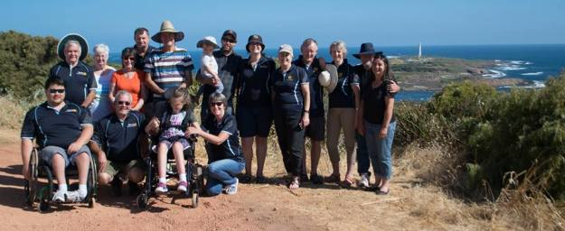 E-WA face-face meeting at Margaret River January 2017