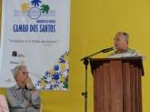 Joaquim Elesbão Meireles, prefeito de Coronel Pacheco MG agradece ao Rotary e ao Grupo Camilo dos Santos o apoio e incentivo ao projeto Manoel Leao