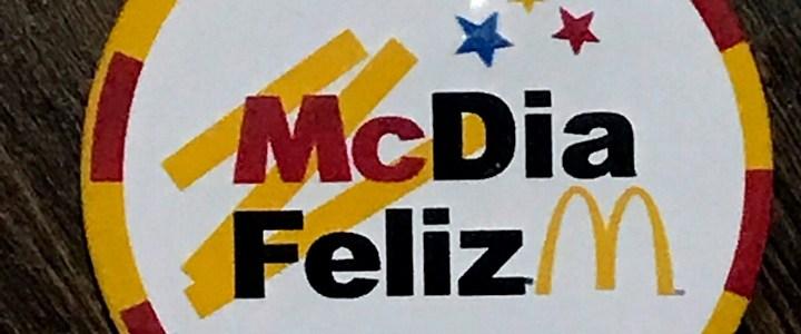 McDia Feliz com Rotary Club RJ Maracanã