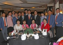 Guests from the Rotary Club of Anseung East.