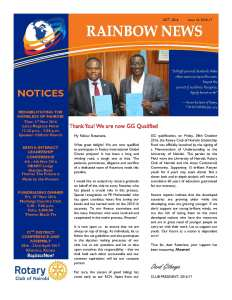 thumbnail of RAINBOW NEWSLETTER ISSUE 16 – OCTOBER 2016
