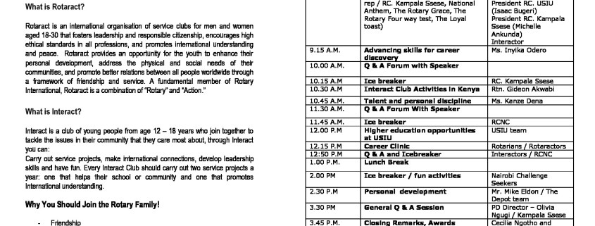thumbnail of 5th Careers Day – Program