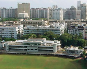 The Cricket Club of India, Mumbai.