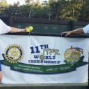 Rotary Fellowship Aces First Tennis Championship Held in the US