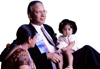 When Rotary gave his mother back to K R Ravindran