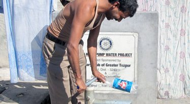 Engineering safe drinking water in Assam