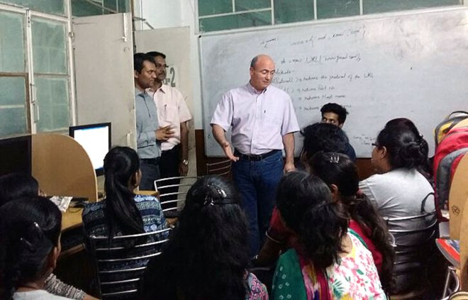 """<strong>NSDC partners with ALISON</strong><br /> The National Skills Development Corporation (NSDC) have signed a partnership with ALISON to offer free online learning through a new website,<em><a href=""""http://www.indiaskillsonline.com"""" target=""""_blank"""">www.indiaskillsonline.com</a></em>, as part of the Indian Government's 'Skills India' programme. ALISON which provides over 750 online certified courses has included NSDC's curriculum on its platform, along with the 'pre-departure' courses, to prepare Indian migrants for working in the Middle East. The courses, which are taught in English and Hindi, will shortly be available in other Indian languages also."""