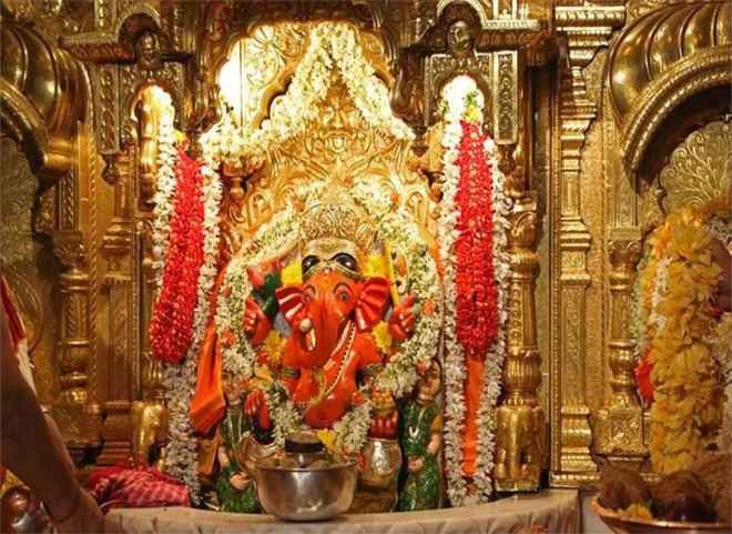 <strong>Gods accept 'stock' now</strong><br /> Mumbai's iconic Siddhivinayak temple will now accept shares of listed companies as donations. The temple has opened a Demat account through SBICAP Securities to help devotees directly transfer the shares. The electronic platform will later be extended to other financial instruments such as bonds and mutual funds. However, one has to watch out for the Income Tax laws before rushing to donate. The Tirupati Trust operates a Demat account since last year after it found it difficult to transfer to Balaji's name the physical share certificates dropped in the temple's Hundis!