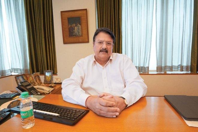 Ajay Piramal, Chairman of the Piramal Group, and an AKS member.