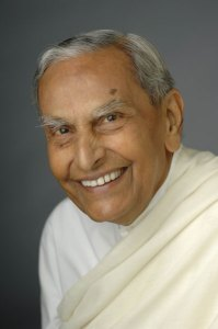 Dada Vaswani, born Jashan Pahlajrai Vaswani, is a spiritual leader and heads the Sadhu Vaswani Mission, that has its centres spread out across the world. A recipient of U-Thant Peace Award, he has addressed the British House of Commons, the World Parliament of Religions, Chicago and the Millennium World Peace Summit of Religious and Spiritual Leaders at the United Nations, New York, and several other gatherings.
