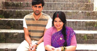 Scene from the rom-com, Dum Laga Ke Haisha: Does size matter?