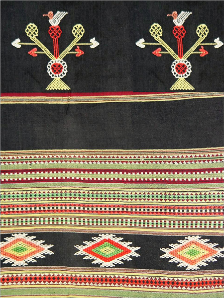A Bomkoi saree from Orissa.