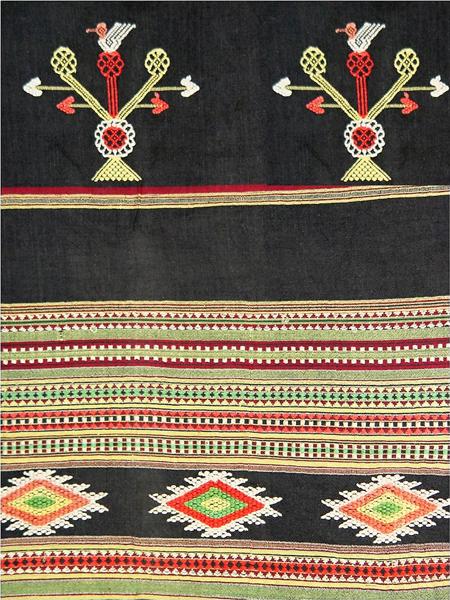 A Bomkoi saree from Orissa.