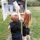 Dearborn Heights Rotary installs Little Free Libraries at elementary schools