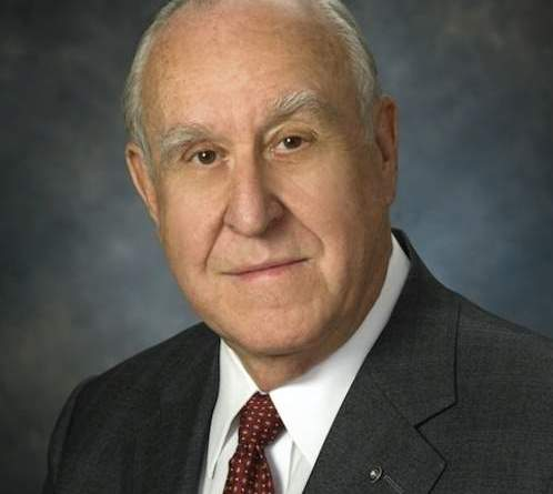 Rotary International President John Germ