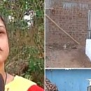 Woman mortgages jewellery to build 100 toilets