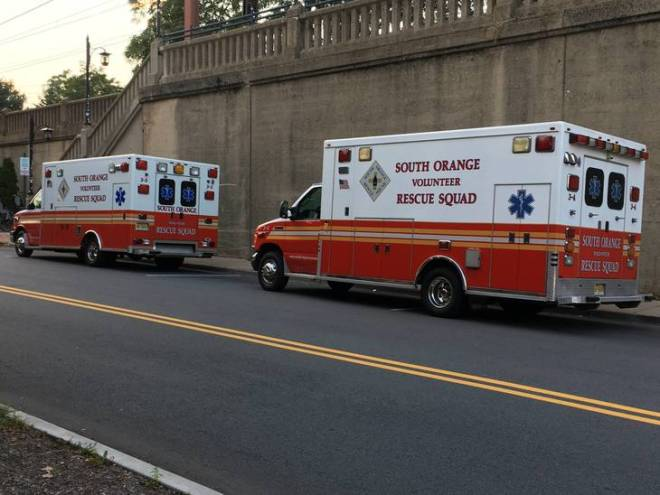 A Rotary event held to raise funds for an ambulance at South Orange Rescue Squad.