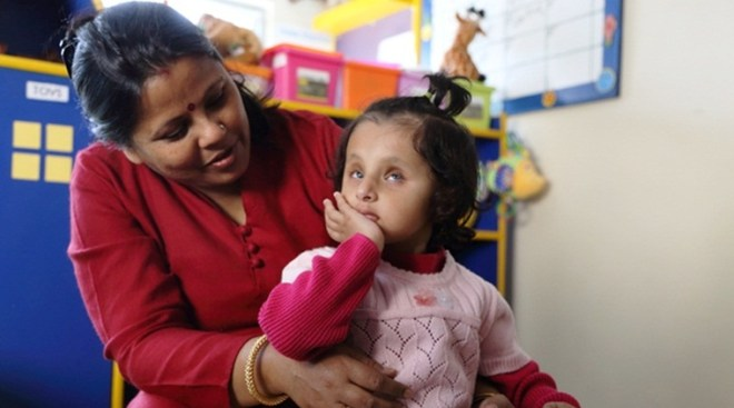 Women such as Bipasha Sengupta (in picture) have taken on charges that would daunt most, but they persevere because they love to see their children realise their potential.