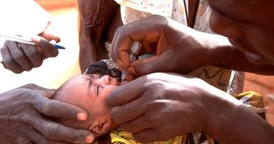 End Polio Now in action in Africa.