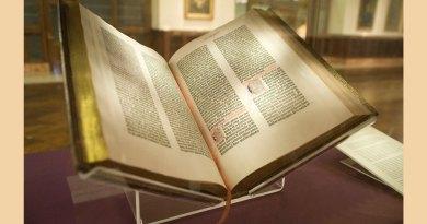 The Gutenburg Bible