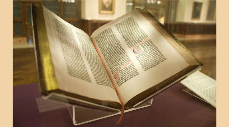 The Gutenburg Bible