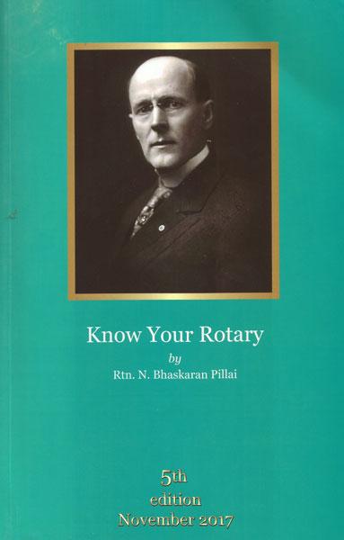 600---Books-on-Rotary