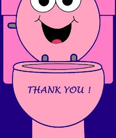 Toilette-etiquette