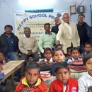 Benches for Purulia's children