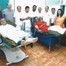Blood unites people of all faiths