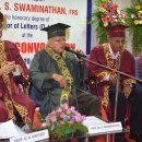 Ensure social and gender equity in agriculture: MS Swaminathan
