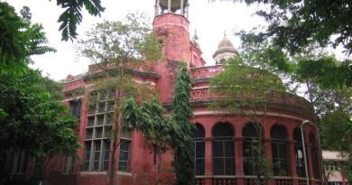 The iconic Connemara Public Library in Chennai.